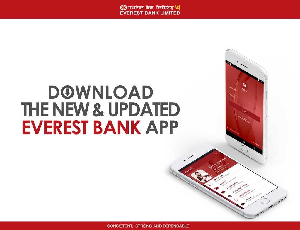 Everest Bank Mobile App