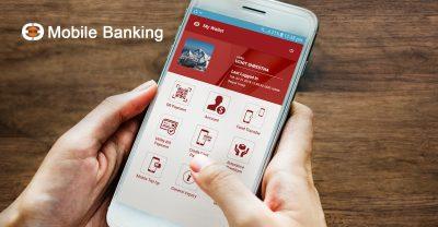 मोबाइल – बैंकिंग