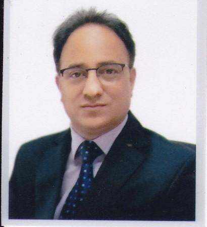 श्री गजेन्दर कुमार नेगी